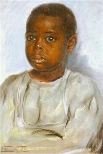 O Negrinho - Almeida Júnior