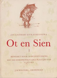 Cornelis Jetses Verzameling. De boeken van uitgeverij Wolters met illustratie's van Cornelis Jetses. Tekenaar van o.a. Ot en Sien en de schoolplaten met Aap Noot Mies.