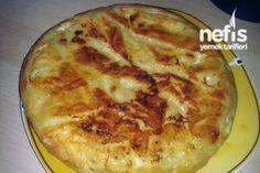 Tavada Yalancı Su Böregi Tarifi Turkish Kitchen, Wie Macht Man, Iftar, Bon Appetit, Macaroni And Cheese, Side Dishes, Bakery, Food And Drink, Appetizers