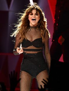 Star Tracks: Wednesday, June 22, 2016 | OWNING THE STAGE | Selena Gomez gives it her all during a Nashville, Tennessee performance for her Revival Tour on Tuesday.