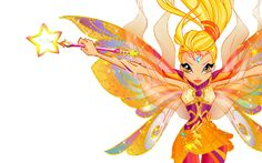Winx club Bloomix Stella