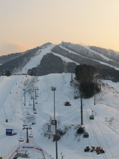 South Korea, Winter