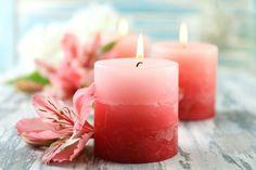Kerzen selber machen: aus alten Kerzenresten etwas ganz Besonderes machen