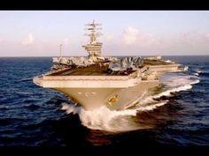 Gigantes da Engenharia: O Porta-Aviões USS Nimitz [Completo Dublado] Nat...