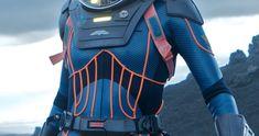 Prometheus Space Suit