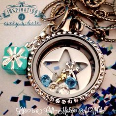 South Hill Designs has partnered with #MakeAWish Foundation - Proceeds of the special Make A Wish items go to the foundation! Lockets make a fabulous holiday gift! http://charminglifelockets.com/south-hill-designs-partners-make-wish/