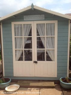 The beach house is an entrant for Shed of the year 2014 via @readersheds #shedoftheyear