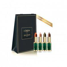 L'oréal Paris x Balmain Collaboration Gift Pack Safari 4 pack
