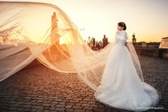 Prague wedding photographer with years of experiences. Professional and artistic wedding, elopement and pre-wedding photography in Prague and Europe. Wedding Photos, Wedding Ideas, Prague, Wedding Photography, Couples, Wedding Dresses, Europe, Digital, Fashion