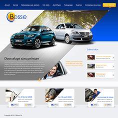 Custom WordPress website design and development services.