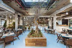 Eatery Restaurant & Cooking School, Cairo, 2015 - Karim El-Assal