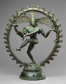 Shiva as Lord of the Dance (Nataraja) [Tamil Nadu, India] (1987.80.1) | Heilbrunn Timeline of Art History | The Metropolitan Museum of Art
