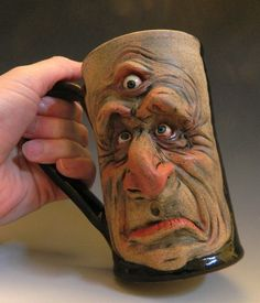Paranoid Mug- FOR SALE by thebigduluth on deviantART