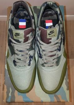 3246a40e1b76 Nike Air Max 1 France Camo 12 NDS - Selling whole AM1 collection - PP direct