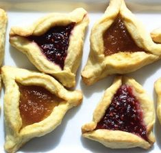 hamataschen (lots of ways) to make for Purim