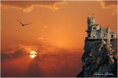 #Крым. Ласточкино гнездо