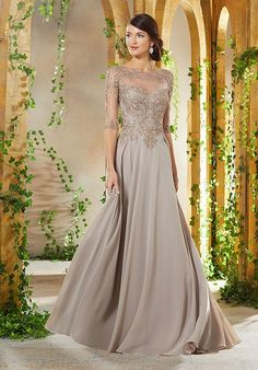 undefined Mother Of Bride Outfits, Mother Of The Bride Gown, Mother Of Groom Dresses, Bride Groom Dress, Mothers Dresses, Bride Gowns, Grooms Mom Dress, Mother Bride, Best Prom Dresses