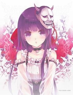 Although Ririchiyo is has a cold personality, her inner strength and sense of responsibility is really admirable