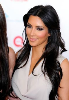 kardashian smooth waves - Google Search