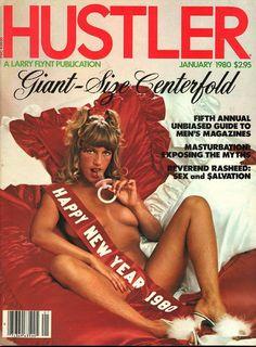 Veronica hustler january 1990 centerfold