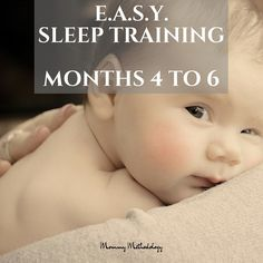 Sleep Training - Month 4 to Month 6 EASY Month 4 to Month 6 - Do you want a routine that produces a contented baby & happier mom? Learn about E. sleep training & tailored routines for active babies - get a FREE chart! 5 Month Old Sleep, 4 Month Old Baby, Baby Sleep Routine, Baby Sleep Schedule, Happy Mom, Happy Baby, Baby Whisperer, Pose, Kids Sleep