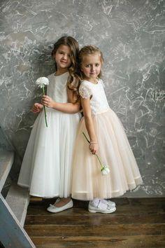 Designer special occasion / ceremony girls dresses / flower girl dresses. #flowergirldress #girlsdresses #flowergirl #littlegirldress #flowergirlideas #amoriakids #flowergirldresses