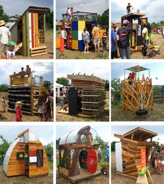 cool playhouses - Google Search