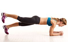 Tired of crunches? Use these creative core moves to strengthen and slim your tummy #abs