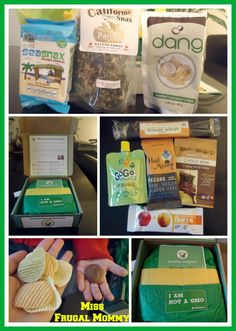 Healthy Surprise Subscription Box Review
