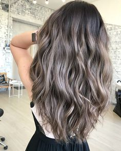 Dreaming of ash brown hair as a way to freshen up your 'do? When you see these 16 shades, you'll want to try ash brown ASAP! Dreaming of ash brown hair as a way to freshen up your 'do? When you see these 16 shades, you'll want to try ash brown ASAP! Ash Brown Hair Color, Brown Hair Shades, Brown Blonde Hair, Light Brown Hair, Cool Tone Brown Hair, Ash Brown Hair Balayage, Ash Hair, Burgundy Hair, Ash Ombre Hair