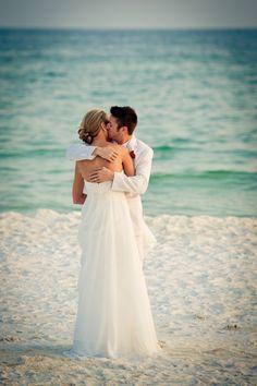Check out this beautiful Destin Beach wedding! Photos by jennifer.B photography! http://brds.vu/AsbmgV