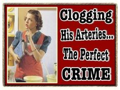 Amazon.com: Funny Retro Gift The Perfect Crime Refrigerator Magnet: Home & Kitchen