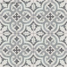 Cement Tile Shop - Encaustic Cement Tile Kyra II Terrazzo