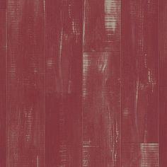 Roter Bodenbelag Vinyl #bodenbelag #gerflor #rot Vinyl Flooring, Hardwood Floors, Texture, Abstract, Artwork, Red Floor, Oak Tree, Red, House