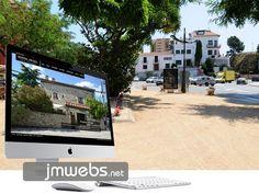 Ofrecemos nuestro servicio de diseño de páginas web en Sant Feliu de Guíxols. Diseño web personalizado y a medida (Barcelona). Más información en www.jmwebs.com - Teléfono: 935160047
