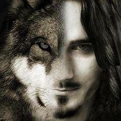 Mujeres que corren con lobos. ¿Y el lobo es este u otro parecido?