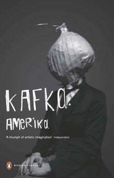 """Amerika"" by Franz Kafka, published by Penguin Classics,1999 Designer: Mother Photographer: Jacob Sutton"