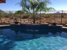 The Hedman family of Phoenix, Arizona partnered with Presidential Pools,  Spas…