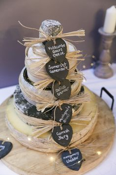 Gorgeously Glam New Years Eve Wedding Cheese Tower, Wheel Cake, New Years Eve Weddings, Quirky Wedding, Cupcake Cakes, Cupcakes, Tiered Cakes, Wedding Colors, Wedding Cakes