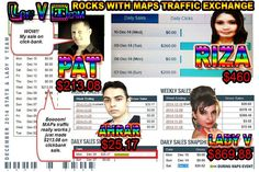Proof that MyAdvertisingPays Traffic Really Works. Made $213.08 on maps exchange traffic.And Check Out The Other Members :)  FREE TO JOIN!! Maps, It Works, Advertising, Join, Check, Free, Blue Prints, Map, Nailed It