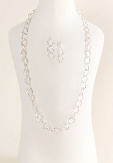 Homecoming Trunk Shows - Ann Necklace - Silver $39, www.cristykessler.shophts.com