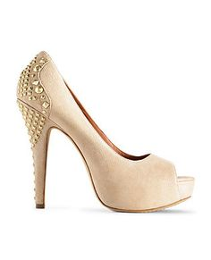 MISSIE Nude - High Heels - Shoes - Vince Camuto - Free Shipping