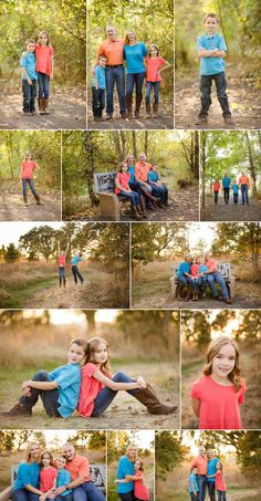 I like these colors together Large Family Poses, Family Picture Poses, Family Picture Outfits, Photo Couple, Family Photo Sessions, Couple Shoot, Family Photo Shoot Ideas, Fall Family Portraits, Family Portrait Poses