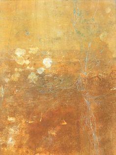 Dorte Boe - Oil & cold wax - 30x40 cm