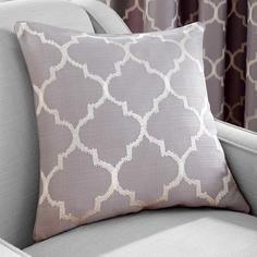 Grey Bali Collection Cushion