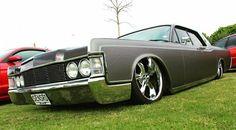 68 Lincoln Continental