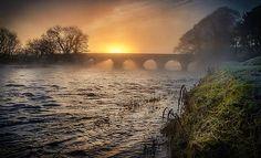 Stone Bridge Mountjoy Omagh by Tony Moore, via