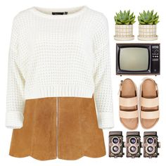 """Untitled #993"" by chantellehofland on Polyvore featuring Monki"