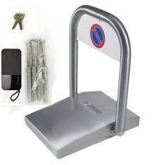 Blocator automat loc de parcare cu telecomanda si acumulator 6V / 7Ah