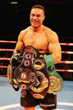 Joseph Parker - Heavyweight